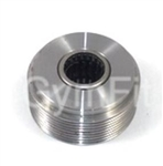 "Life Fitness Pulley / Bearing Assy "" Clutch "" AK63-00026-0000, ak63000260000,  life fitness spare parts,"
