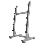 5 Barbell Vertical Storage Rack