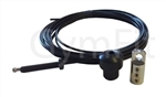 Fits All CMDAP  Dual Adjustable Pulley Cable 8989202 7645702 Life Fitness