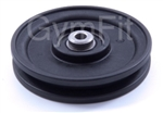Pulley 6 inch diameter for use with Wire Cable,