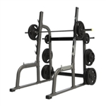 GymFit Elite Squat Rack