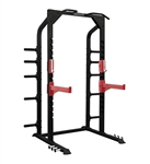 GymFit Elite Plus Half Power Rack