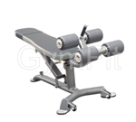 Multi Ab Decline Bench Commercial Spec