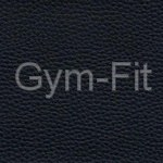 GYM UPHOLSTERY GYM VINYL BY THE METER   BLACK