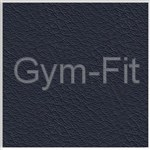 Gym Upholstery Gym Vinyl By The Metre Navy Blue