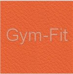 Gym Upholstery Gym Vinyl By The Metre   ORANGE