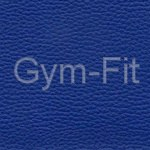 GYM UPHOLSTERY GYM VINYL BY THE METER   ROYAL BLUE