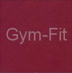 "DARK RED GYM UPHOLSTERY MATERIAL BY THE ROLL "" SPECIALLY DESIGNED FOR THE GYM INDUSTRY "" 15 LINEAR MTRS"
