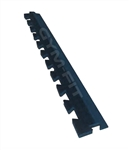 Gym-Fit Ramp Edge Strip Interlocking - SOFT
