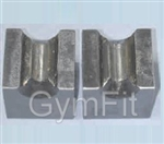 Gym Wire Cable Cylindrical Press Die Set for Ferrule fittings