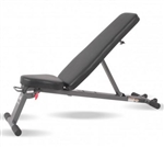 GymFitOneF Multi Adjust Bench Flat Incline Decline Bench