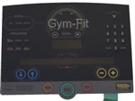 Technogym Run 700 Excite Overlay