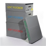 Soft Plyometric Boxes Set of 4