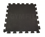 Solid Rubber Jigsaw Mat 500MM x 500mm x 16mm
