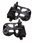Indoor Cycle SPIN BIKE Pedal Set OEM SPEC. Fits Schwinn 95129