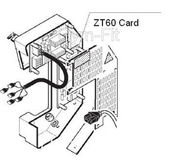 Technogym Xt Line Power Supply Card Zt60 Zt 60