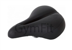 Large Gel Bike Saddle fits Indoor Cycle & Exercise Bike 260mm wide