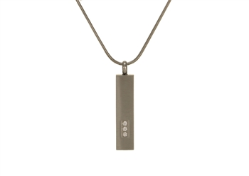 Beloved Bar Pendant