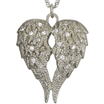 Angel's Wings Companion Pendant