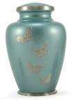 Andover Teal Butterfly - FS - OUT OF STOCK DUE TO COVID-19. ZERO LEFT