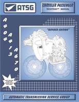 ATSG Rebuild Manual Chrsyler 3 Speed Auto Transaxle