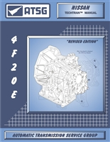 ATSG Manual for Mercury Villager 4F20E Transmission / Transaxle