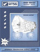 ATSG Manual for Ford 4R100 Transmission