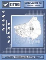 ATSG Manual for Ford 4R44E, 4R55E electronic overdrive Transmission