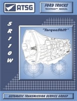 ATSG Manual for Ford 5R110W Torqueshift Transmission
