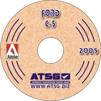 ATSG Manual for Ford C4 and C5 Transmission