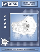 ATSG Manual for Ford E4OD Transmission 1989-98