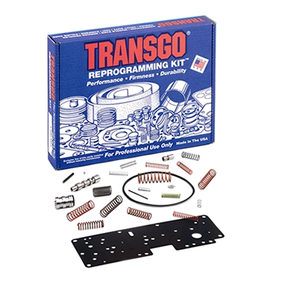 Transgo Heavy Duty Performance Shift Kit Ford Truck E4od And 4r100