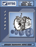 ATSG Manual for Jatco JF506E / JA5A-EL / VW 09A Transmission / Transaxle