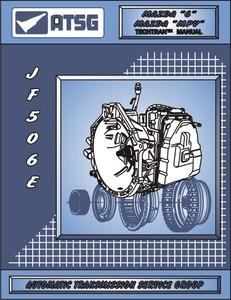 ATSG Manual for Jatco JF506E / JA5A-EL / VW 09A Transmission / Transaxle