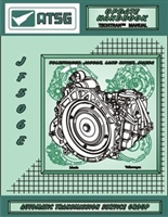ATSG Update supplement for Jatco JF506E / JA5A-EL / VW 09A Transmission / Transaxle