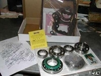 Rebuild Kit with synchro rings for 1968-87 GM/Chevy SM465 Truck Transmission with cast iron cover