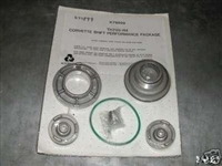 Corvette Servo/Valve/Piston Kit for 700-R4 and 4L60E