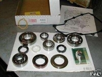 Rebuild Kit with synchro rings- 1988-99 Ford/Mazda Truck Transmission - M5R1