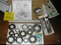Rebuild Kit with synchro rings - 1987-up Ford F150/Bronco Transmission M5R2