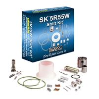 Transgo Shift Kit - Ford/Lincoln/Jaguar 5R55W/S/N Transmission 1999-up