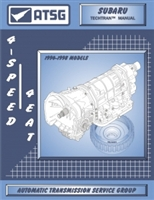 ATSG Manual for Subaru ECAT Transmission / Transaxle