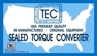 Torque Converter for 1987-2001 6cyl Jeep AW4 Transmission