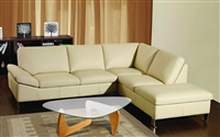3630-RFC-CR Chelsea Sectional - Cream, RFC Chaise