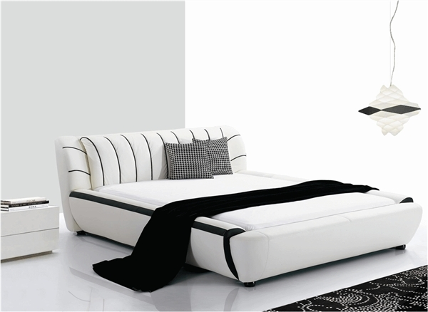 Striped Belmont Bed CP-B1103