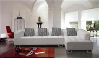 Modern White Sectional Sofa Set TOS-LF-2235