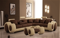 Italian Design Franco Sectional Sofa TOS-LF-4087-OTM