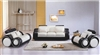 Modern Black and White Sofa Set TOS-LF-4088-WHITEBLACK-LHER