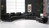 Modern Style Sectional Sofa Curved TOS-LF-4522