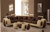 Italian Design Franco Sectional Sofa TOS-RF-4087-OTM