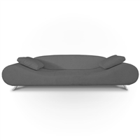 Modern Grey Lounge 3-Seater Sofa TOS-TIK-MOOD-80S-Grey